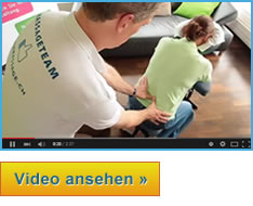 Mobile massage video